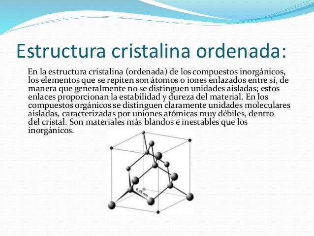 Atomo Y Cristal