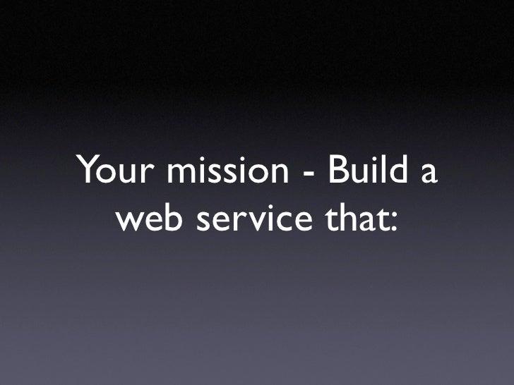 AtomPub, beyond blogs Slide 3