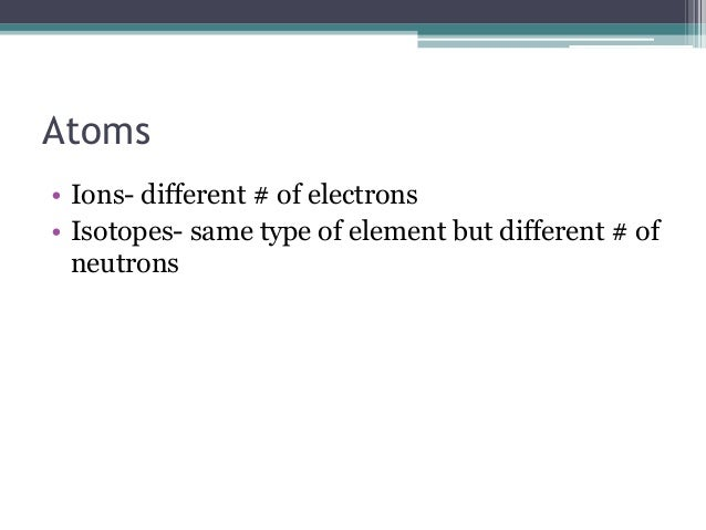 Atoms atoms ions ccuart Image collections