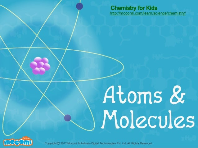 what are atoms and molecules mocomicom