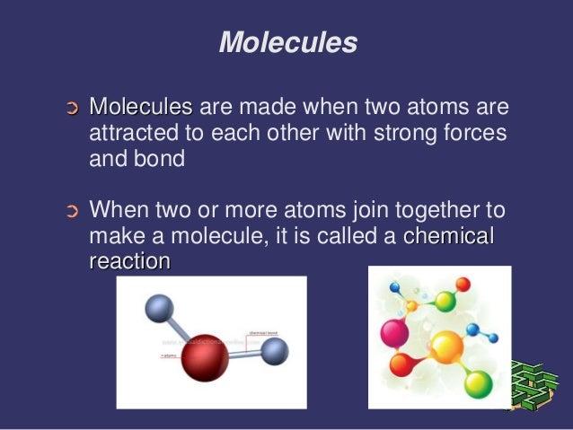 Atoms, molecules, elements, compounds, substances, mixtures
