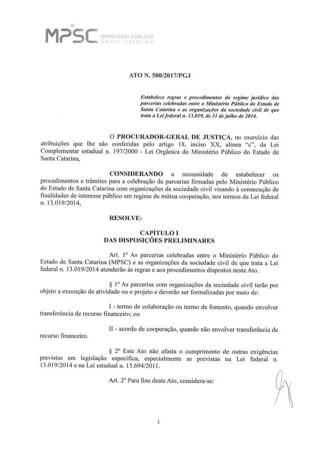 Ato n.500.2017.pgj regulamenta_lei_n.13.019.2014