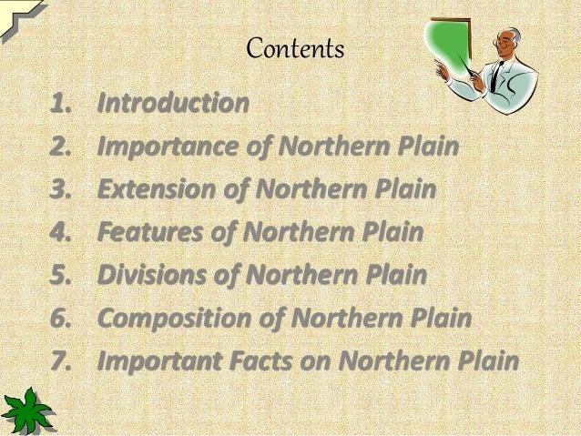 importance of plains