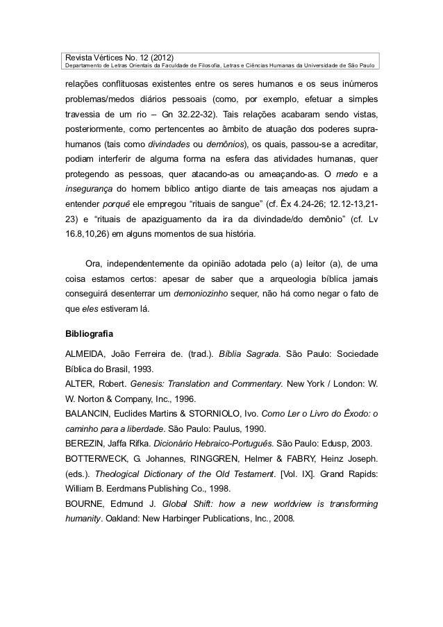 Revista Vértices No. 12 (2012)Departamento de Letras Orientais da Faculdade de Filosofia, Letras e Ciências Humanas da Uni...