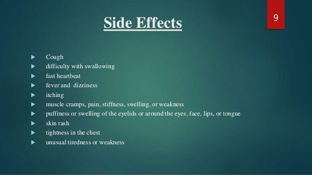 atorvastatin side effects