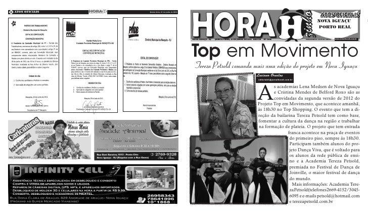 8 Atos Oficiais   Quinta-feira, 21 de junho de 2012   Quarta-Feira, 09 de Novembro de 2011                                ...