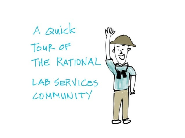 A tour of the rational lab services community