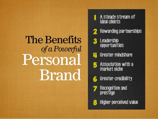 Your Guide to Personal Branding, A to Z Slide 2