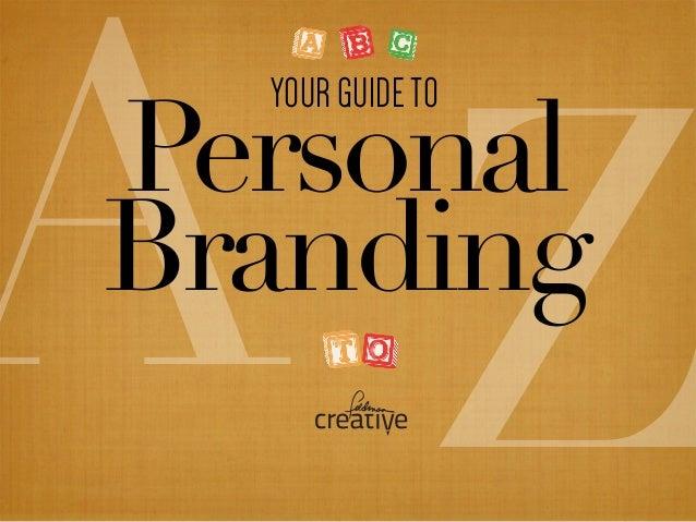 ZAPersonal Branding YOUR GUIDETO