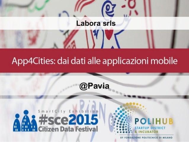 Labora srls @Pavia