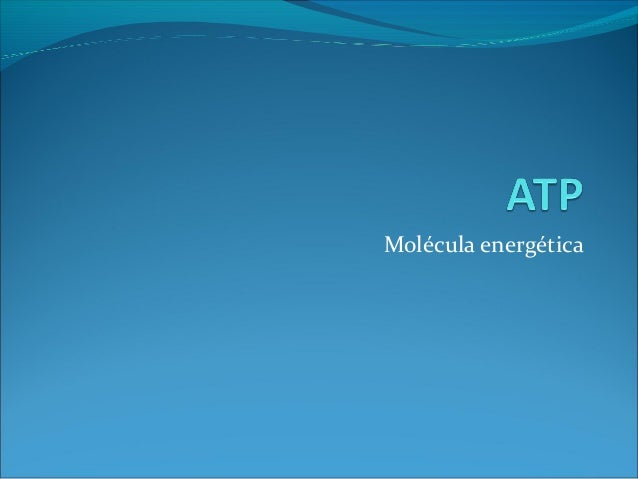 Molécula energética