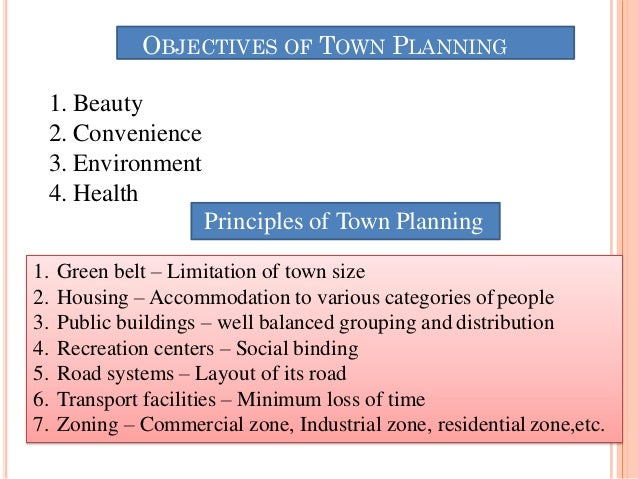 Architecture and town planning _Unit 3_SPPU_Town planning and various levels of planning by S. R. Kate Slide 3