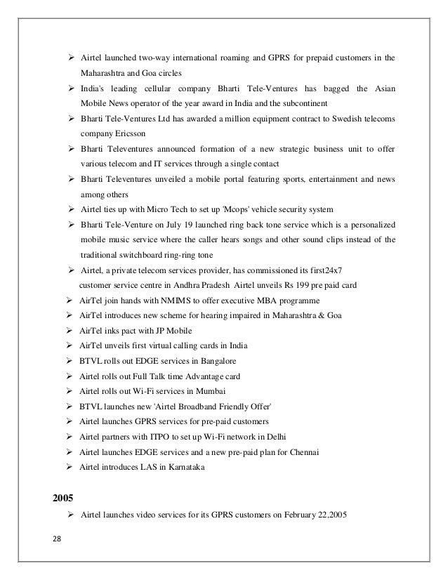 bharti ace bharti tele ventures case study case exemplify