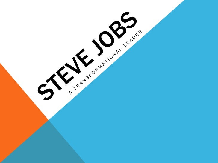 THE EARLY YEARS Steve Jobs was an incredible man that changed the way our world works. Born on February 24th, 1955, Steve ...