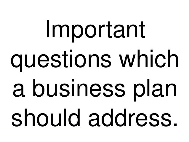business plan guide questions about countries
