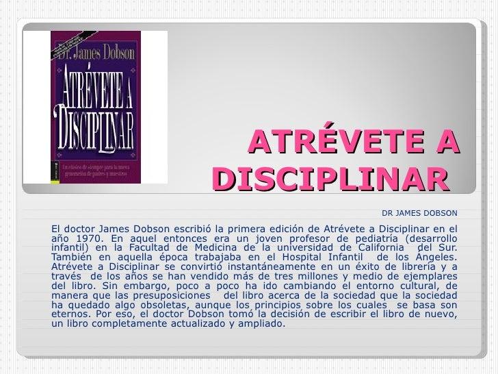 Atrevete A Disciplinar Pdf