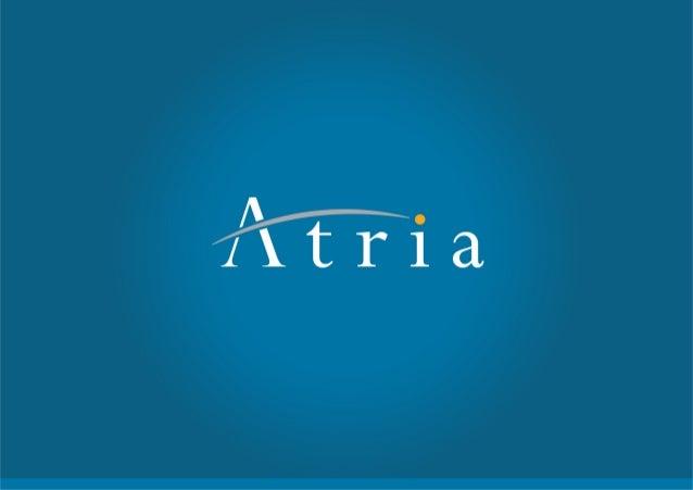 Atria - trening & koučing