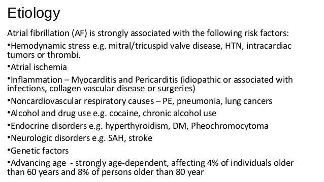 atrial fibrillation, Sphenoid