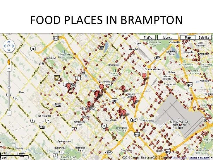A trip to Brampton Canada