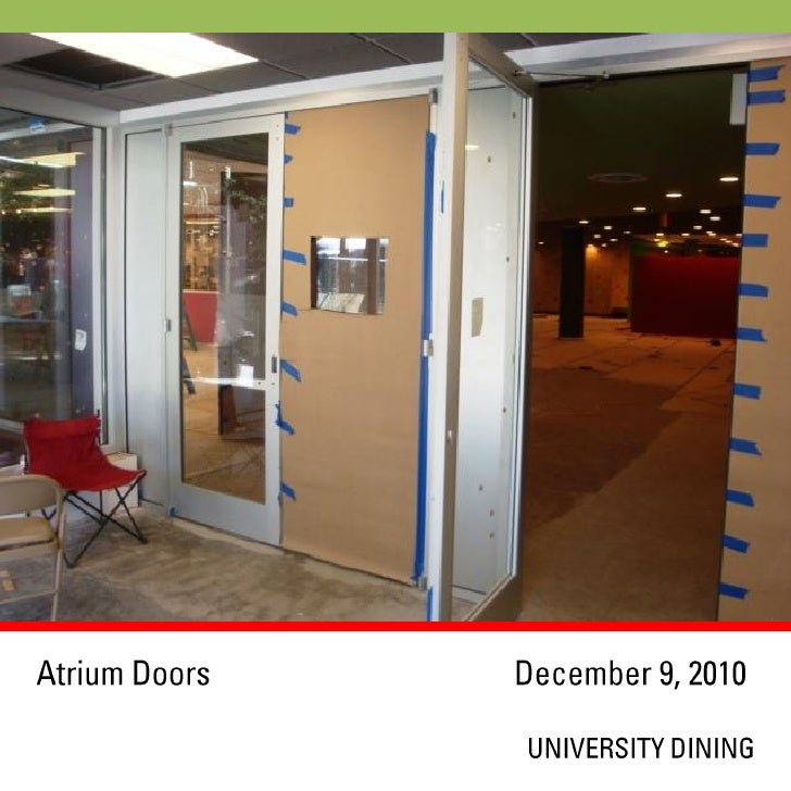 December Atrium Pictures