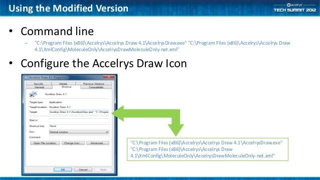 ATS4-DEV01) Accelrys Draw Enterprise Edition is more than an end use…