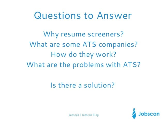 ats explained  why your resume isn u0026 39 t being seen