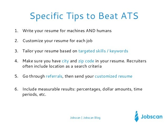 ATS Explained Why Your Resume Isnt Being Seen