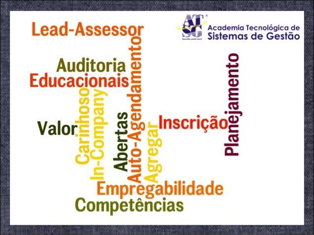 4 formas de participar em um Lead Assessor da ATSG