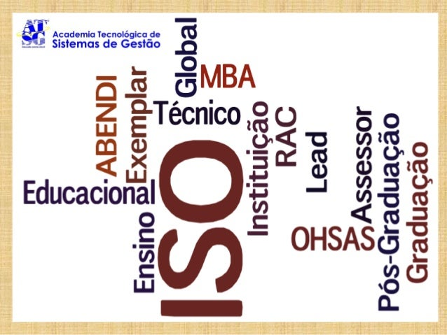 Lead Assessor Educacional Disseminando Conhecimento sobre Sistemas de Gestão