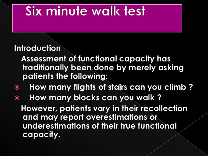 How does distance walked in 6 minutes relate to re-hospitalization.