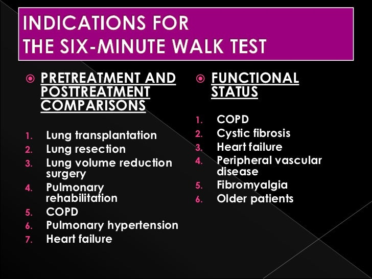 Ats guidelines for the six minute walk test by dr kartik sood