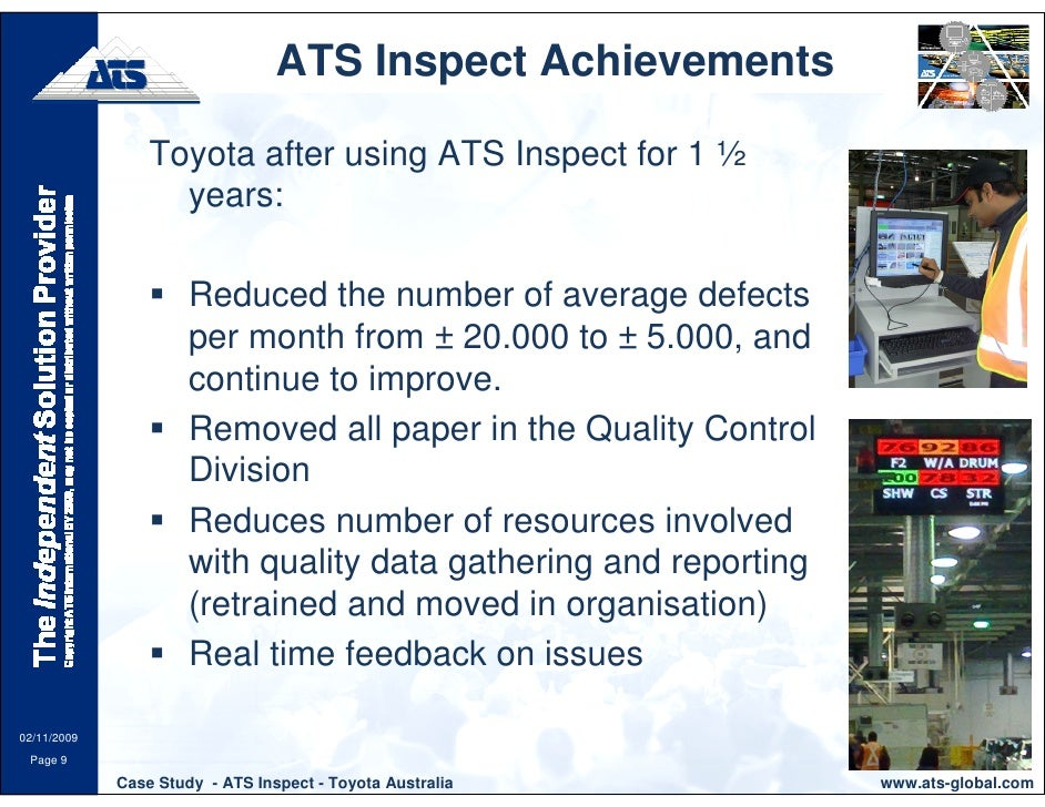 "toyota case study 2009 A case study of toyota unintended acceleration and  2009, san diego ca, usa • toyota lexus es 350  ""we enlisted the best and brightest engineers to study."