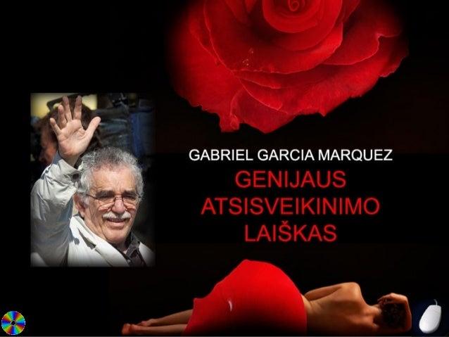 El Arco de Triunfo, Francia Gabrielis Garcia Marquezas neseniai pasitraukė iš viešojo gyvenimo dėl sveikatos – limfos vėžy...