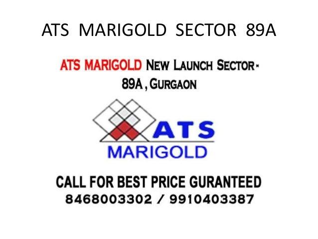 ATS MARIGOLD SECTOR 89A