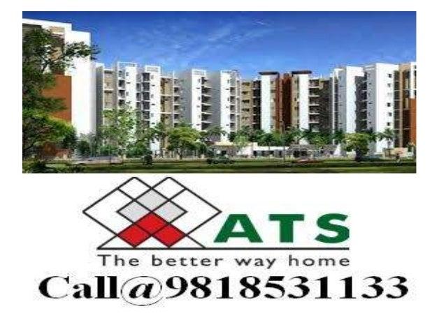 ATS Sector 99A Gurgaon| 9990114352 | ATS Tangerine
