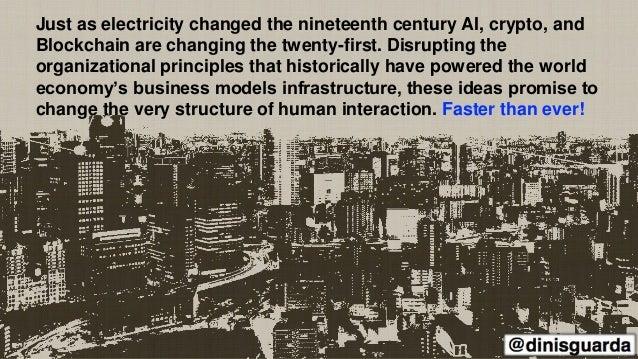 Blockchain + AI + Crypto Economics Are We Creating a Code Tsunami? Slide 6
