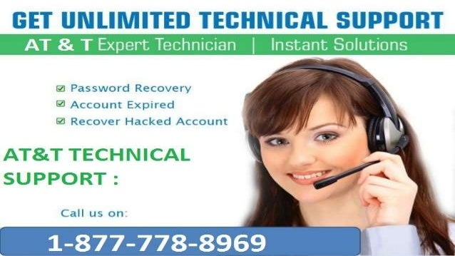 Recover On &1-877-778-8969& Reset ATT Email Password