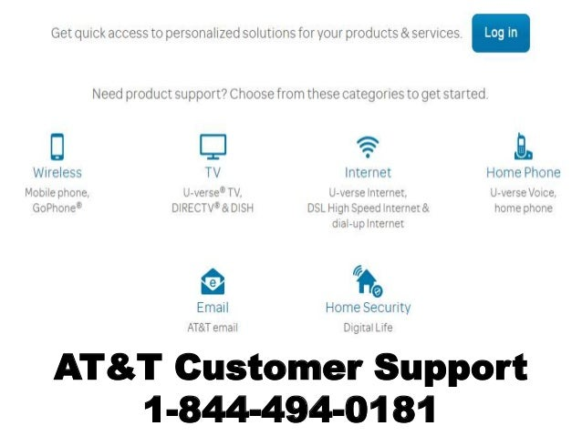 1-844-494-0181|At&t email-customer-support-number