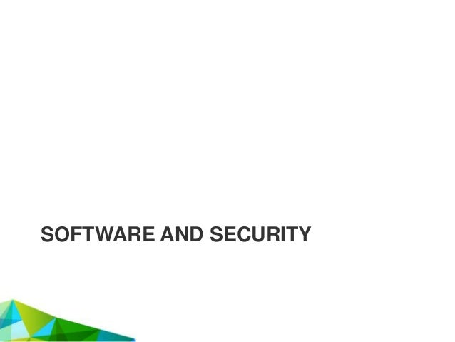 A Brief History of Software, Security, and Software Security: Bits, Bytes, Bugs, and the BSIMM Slide 3