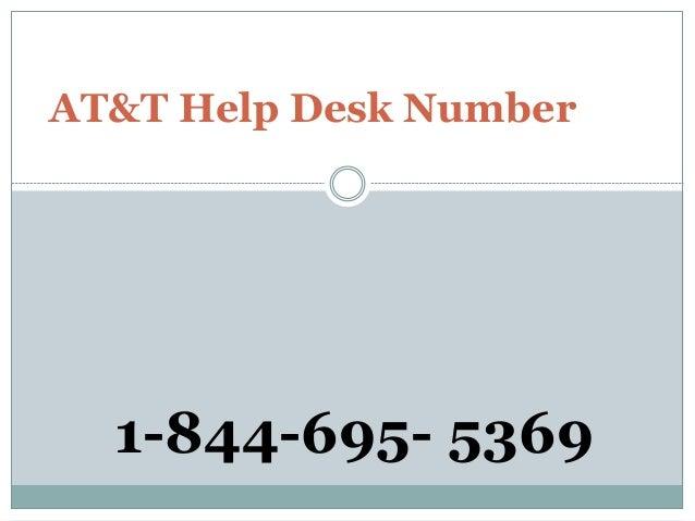 Superb ATu0026T Help Desk Number 1 844 695  5369 ... Design Inspirations