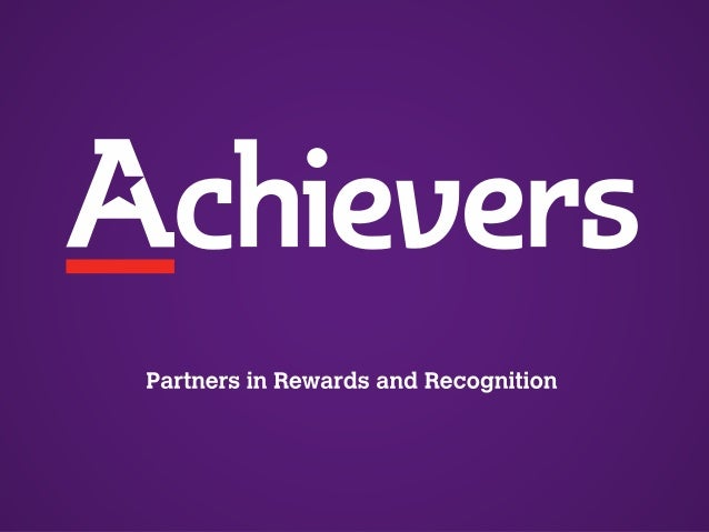 About Me• Joined Achievers in June 2009• Prior to Achievers, I was the CTO of ZipLocal• I have spent the last 7 years worr...