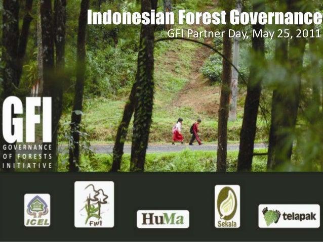 GFI Partner Day, May 25, 2011