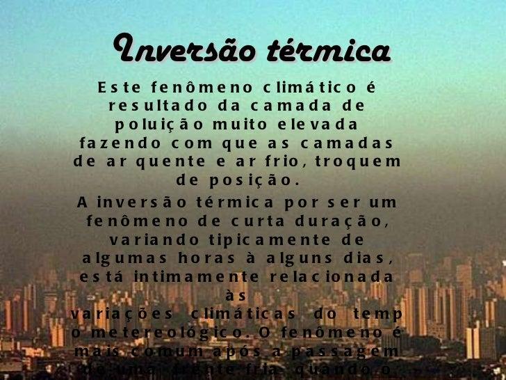 INVERSAO TERMICA PDF