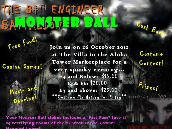 THE 84 ENGINEER  TH  MONSTER BALLBATTALION                                                   Cash                         ...