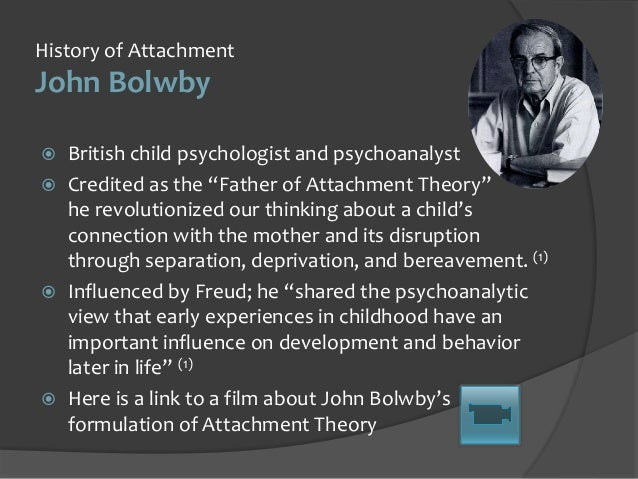 the concept of attachment theory Attachment and neuroscience the benefits of being a focusing  an attachment theory  interdisciplinary research and clinical data are affirming the concept that .