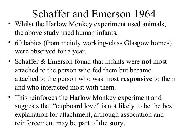 Bowlby's theory of attachment - SlideShare