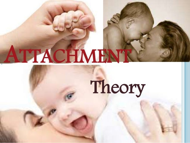 Bowlbys theory of attachment