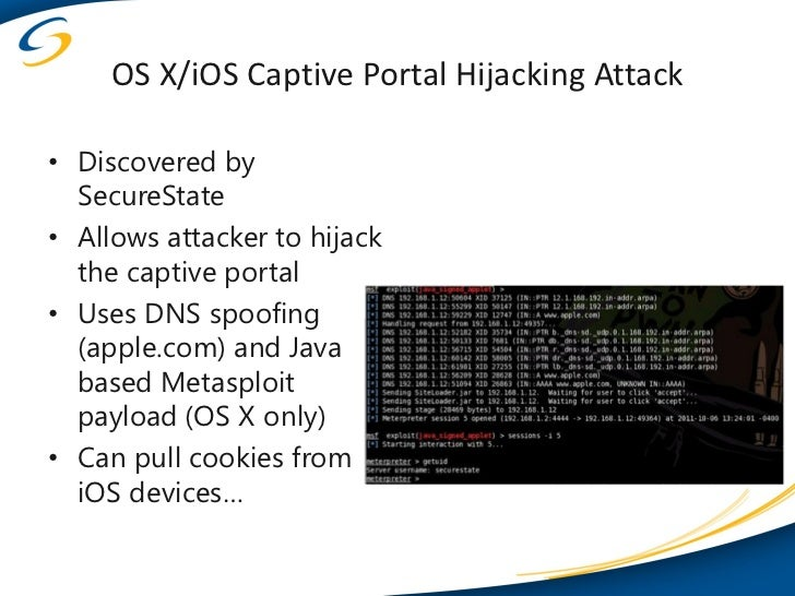 Attacking and Defending Apple iOS Devices