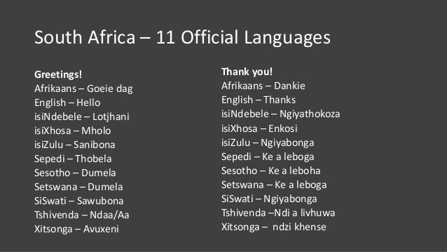 Attack simulation and hunting south africa 11 official languages greetings afrikaans goeie dag english hello isindebele m4hsunfo