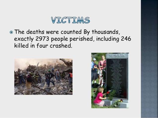 Attacks of september 11 in usa  Slide 3